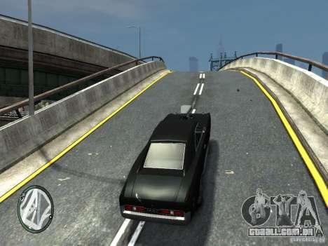 Road Textures (Pink Pavement version) para GTA 4 sétima tela