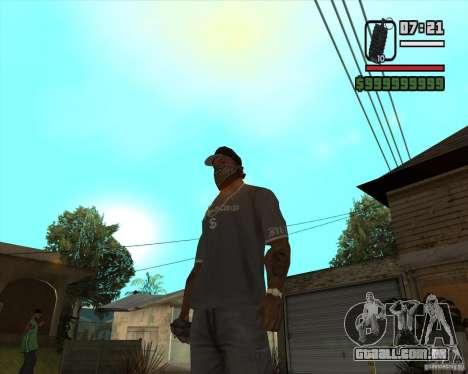Romã de Xenus 2 para GTA San Andreas segunda tela
