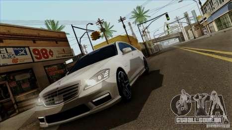 SA Beautiful Realistic Graphics 1.4 para GTA San Andreas terceira tela