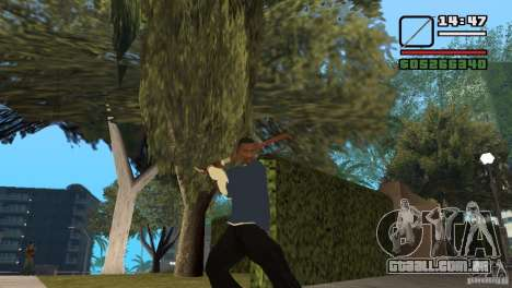 Sucata para GTA San Andreas terceira tela