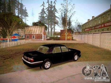 GAZ Volga 31105 S60 para GTA San Andreas vista direita
