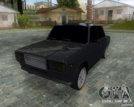 VAZ 2107 Drift Enablet Editional i3 para GTA San Andreas