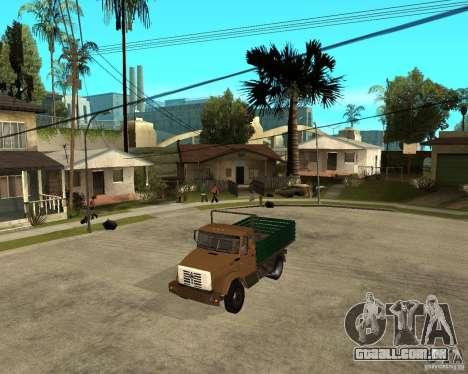 ZIL-433362 Extra Pack 1 para GTA San Andreas