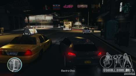 Coloured Radio HUD para GTA 4 segundo screenshot