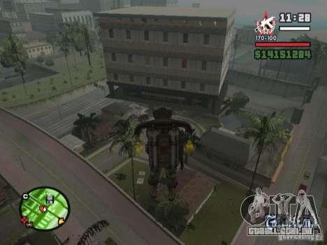 Construção de casas 2 para GTA San Andreas segunda tela