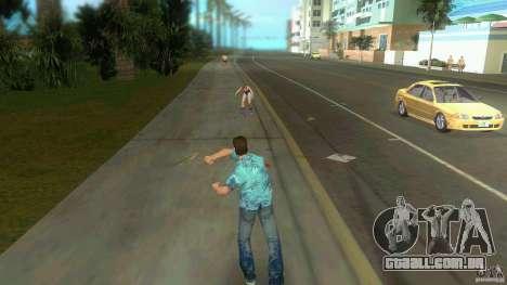 Beat para GTA Vice City segunda tela