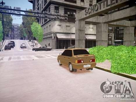 VAZ 2115 para GTA 4 vista direita