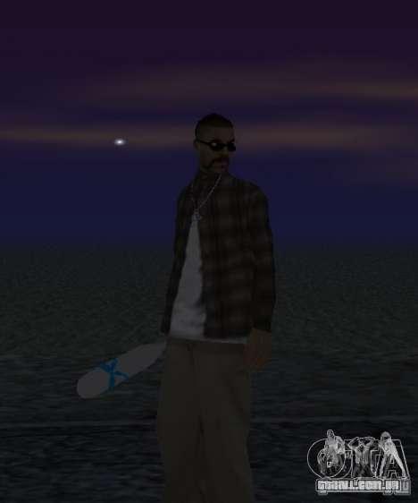 Bat El Coronos v. 1.0 para GTA San Andreas segunda tela