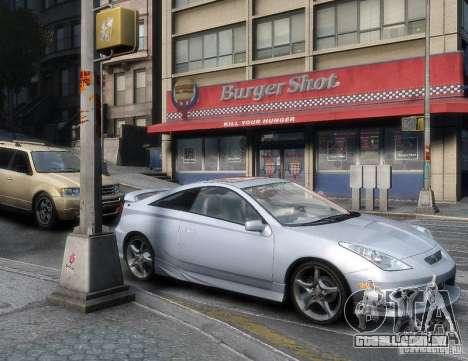 Toyota Celica para GTA 4