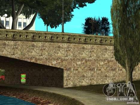 GTA SA 4ever Beta para GTA San Andreas oitavo tela