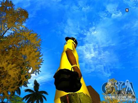 New Weapon Pack para GTA San Andreas décimo tela