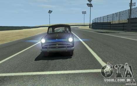 407 Moskvitch v 2.0 para GTA 4 traseira esquerda vista
