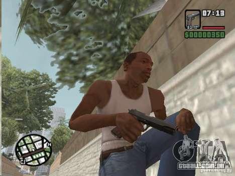 Mafia II Full Weapons Pack para GTA San Andreas quinto tela