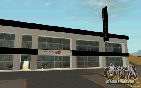 UkrAVTO Corporation para GTA San Andreas segunda tela
