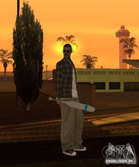 Bat El Coronos v. 1.0 para GTA San Andreas terceira tela