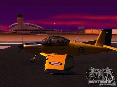 CT-4E Trainer para GTA San Andreas traseira esquerda vista