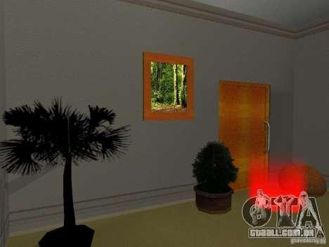 Guarda-roupa nova para GTA San Andreas segunda tela
