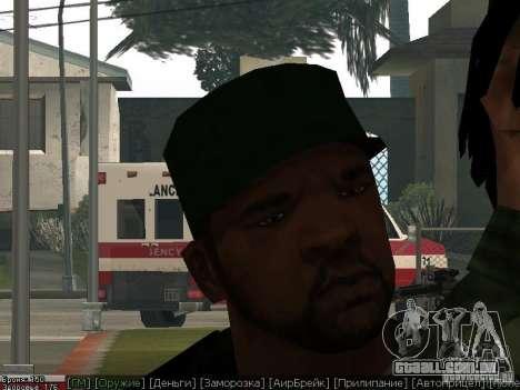 Dope para GTA San Andreas quinto tela