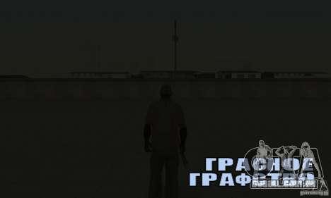 Sohranâjsâ onde você quiser para GTA San Andreas terceira tela