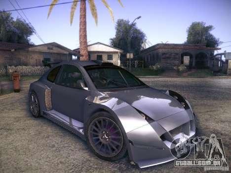 Colin McRae R4 para GTA San Andreas vista direita