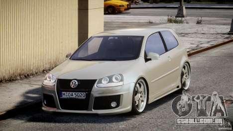Volkswagen Golf GTI 2006 v1.0 para GTA 4