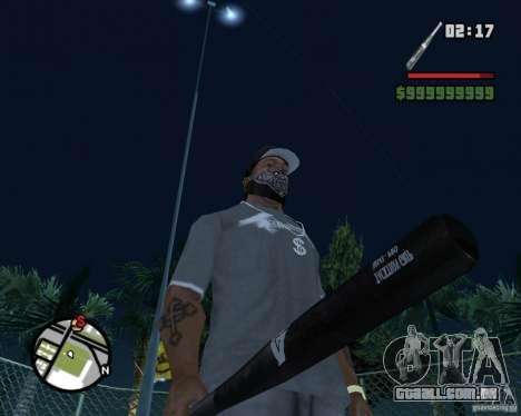 Bat HD para GTA San Andreas segunda tela