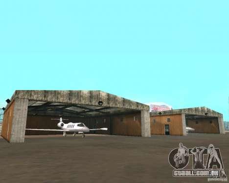 Real New Vegas v1 para GTA San Andreas