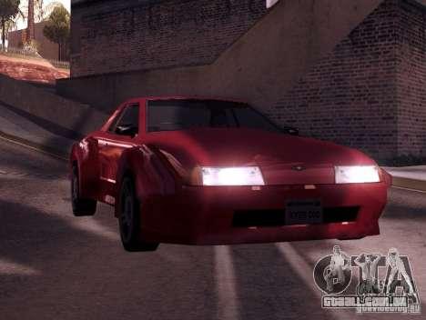 Elegy Wide Body para GTA San Andreas