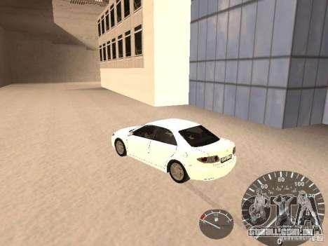 Mazda 6 2004 para GTA San Andreas esquerda vista