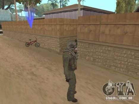 Aviões de caça para GTA San Andreas segunda tela