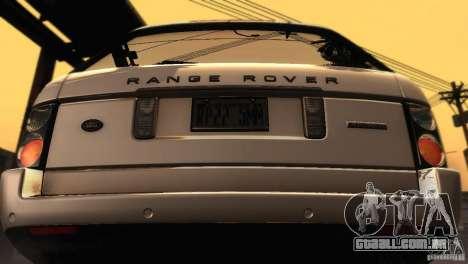 ENBSeries by dyu6 v2.0 para GTA San Andreas sexta tela