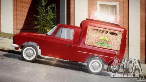IZH 2715 1984 para GTA 4 vista de volta