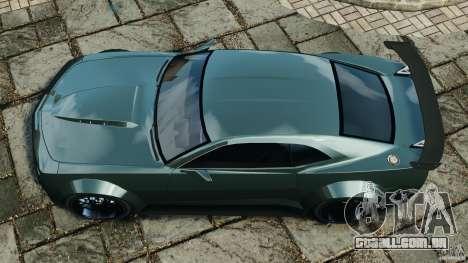 Chevrolet Camaro SS EmreAKIN Edition para GTA 4 vista direita