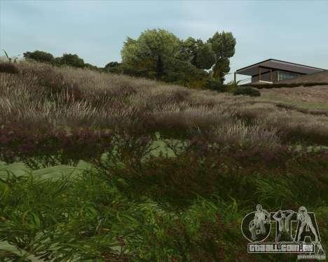 Grass form Sniper Ghost Warrior 2 para GTA San Andreas terceira tela