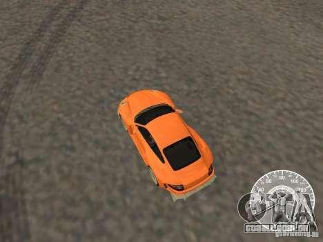 Porsche 911 GT3 Style Tuning para GTA San Andreas vista direita