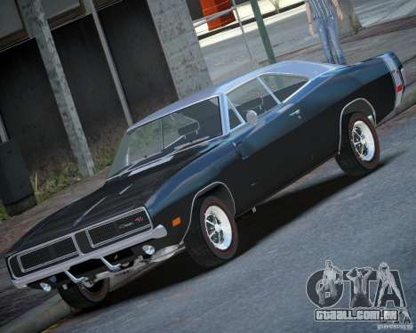 Dodge Charger RT Stock [EPM] para GTA 4