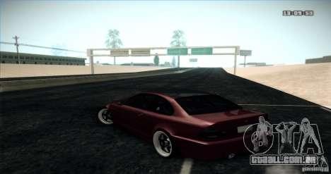 ENB Graphics Mod Samp Edition para GTA San Andreas sétima tela