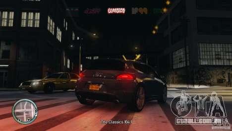 Coloured Radio HUD para GTA 4 sétima tela