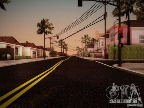 New Roads v1.0 para GTA San Andreas terceira tela