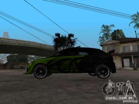 Chevrolet Lacetti Tuning para GTA San Andreas