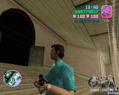 Tommy padrão em HD para GTA Vice City