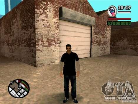 Slaude FXstyle para GTA San Andreas