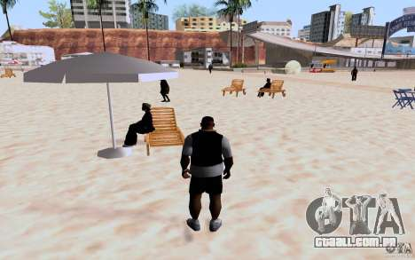 Reality Beach v2 para GTA San Andreas sexta tela