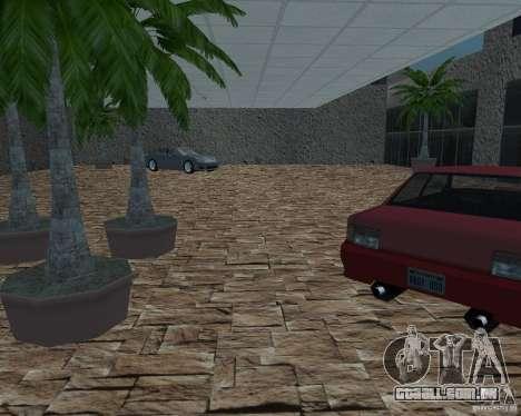 Motor Show em SF para GTA San Andreas terceira tela