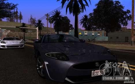 Configurando o ENBSeries para PC fraco para GTA San Andreas por diante tela
