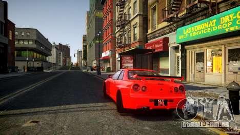iCEnhancer 2.1 Custom para GTA 4 terceira tela