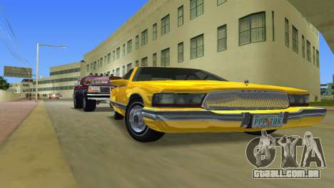 Buick Roadmaster 1994 para GTA Vice City deixou vista