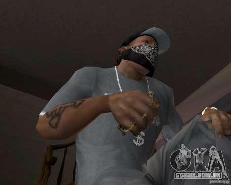 Kastet para GTA San Andreas segunda tela