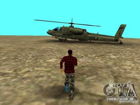 Veículos novos em todo o estado para GTA San Andreas segunda tela