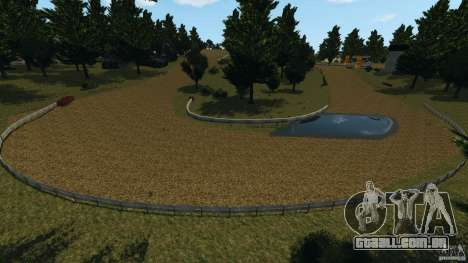 DiRTY - LandRush para GTA 4 nono tela